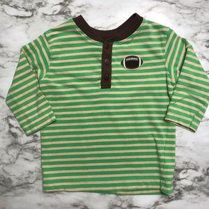 NWT Boys Wally /& Willie Shirt 12,18,24 Mos Available